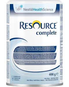 Nestle Resource complete HP neutral - 400g