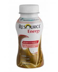 Nestle Resource Energy Drink Kaffee - 4 x 200ml