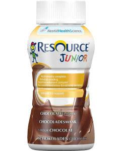 Nestle Resource Junior Schokolade - 4 x 200ml