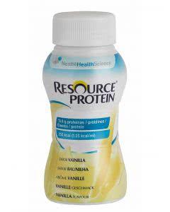 Nestle Resource Protein Vanille - 4 x 200ml