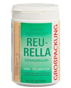 Reu-Rella ChlorellaTabletten - 2000 Stk.