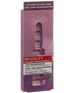 L'Oréal Dermo Expertise Revitalift Filler Ampullen - 7 Stk.