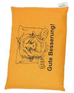 Chriesisteinkissen (Kirschkernkissen) Säckli - Gute Besserung