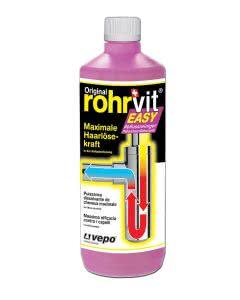 Rohrvit EASY Ablaufreiniger flüssig maximale Haarlösekraft - 1000ml