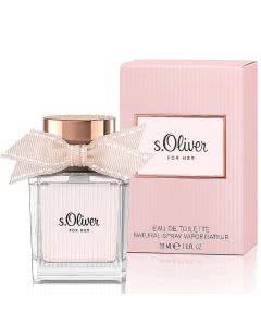 S. Oliver - For Her - Eau de Toilette Spray - 30ml