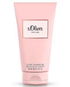 S. Oliver - For Her - Luxury Shower Gel - 150ml
