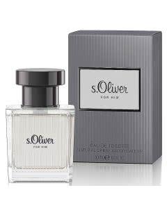 S. Oliver - For Him - Eau de Toilette Spray - 30ml