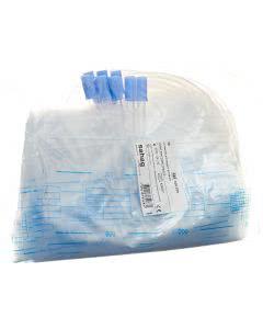 Sahag Urinbeutel mit Ablauf 2l 90cm - 10 Stk.