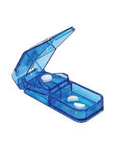 Sahag Tablettenteiler blau - 1 Stk.