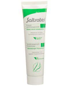 Saltrates Antitranspirant Fusscreme - 100ml