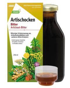 Salus Artischocken Bitter Saft - 250ml