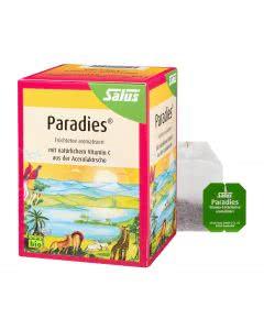 Salus Paradies Tee Bio mit Vitamin C - 15 Btl.