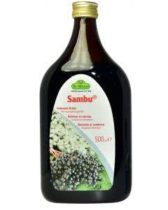 Dr. Dünner Sambu Holunderkurdrink - 500ml