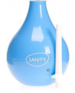 Sanity  Birnspritze zweiteilig Grösse 7 - 143ml