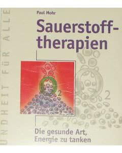 Buch: Sauerstoff-Therapien - Paul Mohr