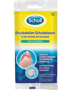 Scholl Druckstellen Schutzkissen für Fussballen - 1 Stk.