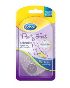 Scholl Party Feet Ballenpolster mit GelActiv Technologie - 1 Paar