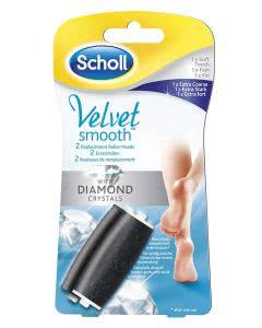 Scholl Velvet Smooth Express Pedi elektrischer Hornhaut-Entferner ERSATZ ROLLER