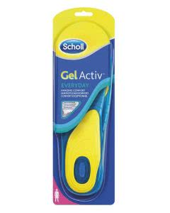 Scholl Gelactiv Einlegesohle Everyday Women - 1 Paar