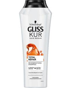 Schwarzkopf Gliss Kur Shampoo Total Repair - 250ml