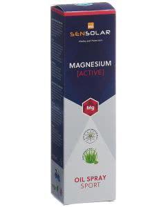 Sensolar Magnesium Active Oil Spray Sport - 100 ml