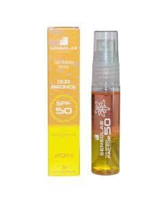Sensolar Sonnenschutz SPF 50 - 20ml Spray