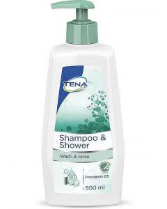 Tena Shampoo & Shower - 500ml
