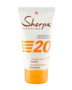 Sherpa Tensing Sonnencreme - SPF 20 - 50ml
