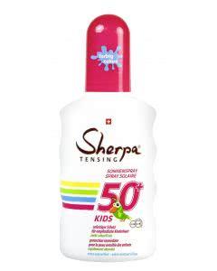 Sherpa Tensing Sonnenspray KIDS SPF 50 - 175ml