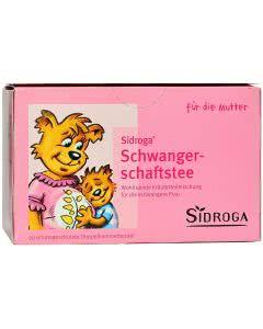 Sidroga Schwangerschaftstee - 20 Filterbeutel