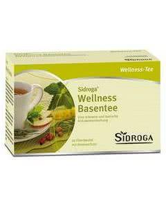 Sidroga Wellness Basentee - 20 Filterbeutel