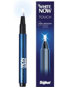 Signal White now Touch Pen Zahnweiss-Stift