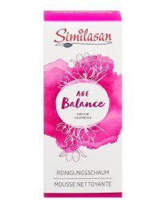 Similasan Naturkosmetik AGE BALANCE Reinigungsschaum - 100ml