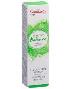 Similasan Naturkosmetik - Sensitive Balance - Intensiv Gesichtscreme - 30ml