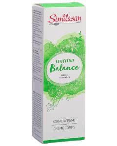 Similasan Naturkosmetik - Sensitive Balance - Körpercreme - 200ml