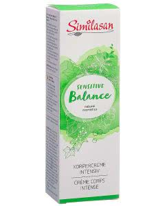 Similasan Naturkosmetik - Sensitive Balance - Körpercreme intensiv - 200ml