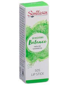 Similasan Naturkosmetik - Sensitive Balance - SOS schützender Lippenstift - 4.8g