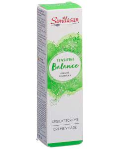 Similasan Naturkosmetik - Sensitive Balance - Gesichtscreme - 30ml