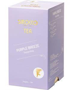 Sirocco Purple Breeze Tee - 20 Stk.
