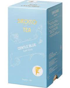 Sirocco Gentle Blue Tee - 20 Stk.