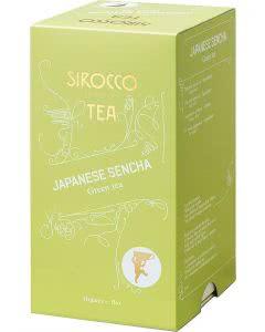 Sirocco Japanese Sencha Tee - 20 Stk.