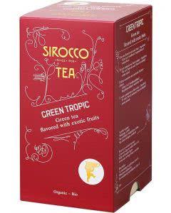 Sirocco Green Tropic Tee - 20 Stk.