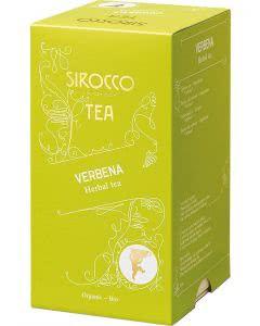 Sirocco Verbena Tee - 20 Stk.