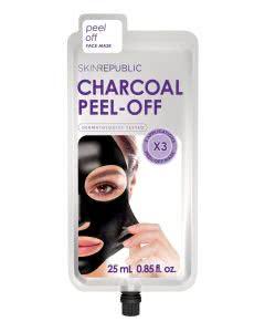 Skin Republik Charcoal Peel-Off Face Mask - 25 ml