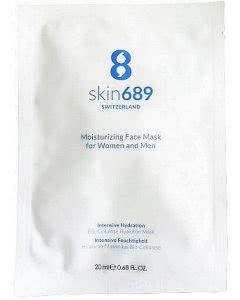 skin689 Bio Cellulose Hyaluron Maske - 5 x 20ml