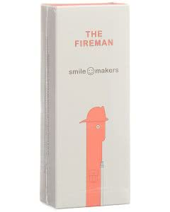 Smile Makers Vibrator Fireman - 1 Stk.