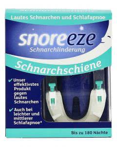 Snoreeze Antischnarch-Schiene - 1 Stk. für 180 Tage