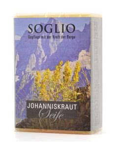 Soglio Johanniskraut-Seife - 95 g