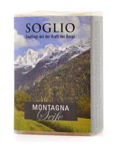 Soglio Montagna-Seife - 95g