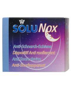 SoluNox Antischnarch-Schiene transparent - 1 Stk.